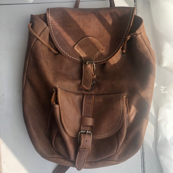 Roots Handbags - Roots Backpack